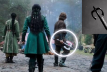 IS STEPIN REALLY ELYAS? THE WHEEL OF TIME MAY HAVE JUST CONFIRMED
